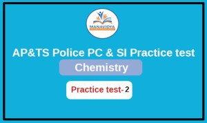 AP &TS POLICE Exam practice test -1