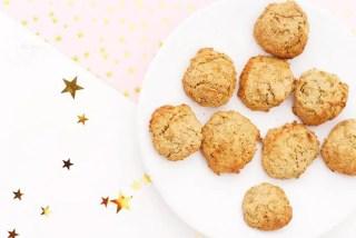 Biscuits à la banane : une recette sans gluten et sucre raffiné graphic