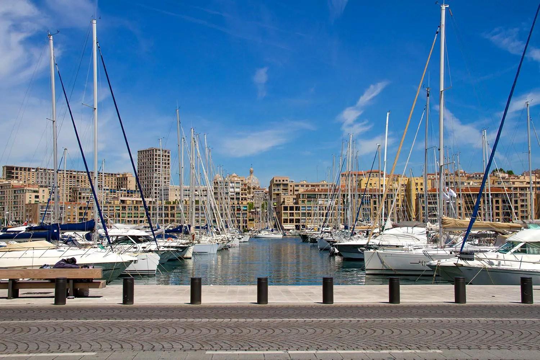 Vieux-Port - Marseille