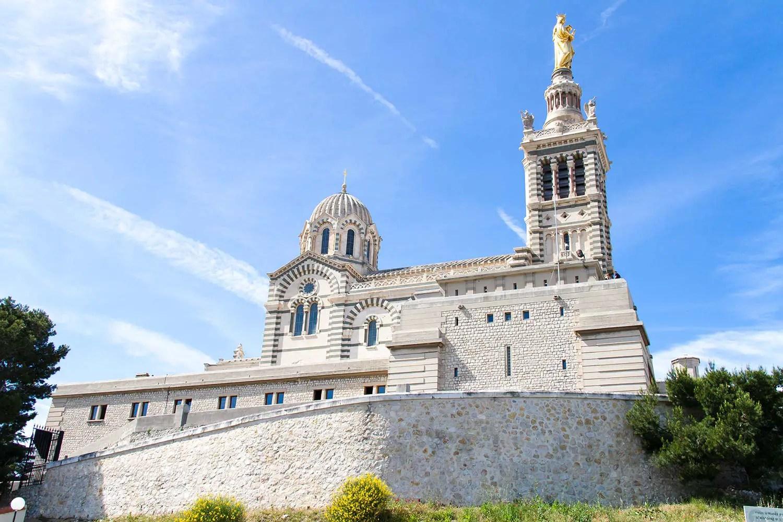 Basilique Notre-Dame de la Garde - Marseille