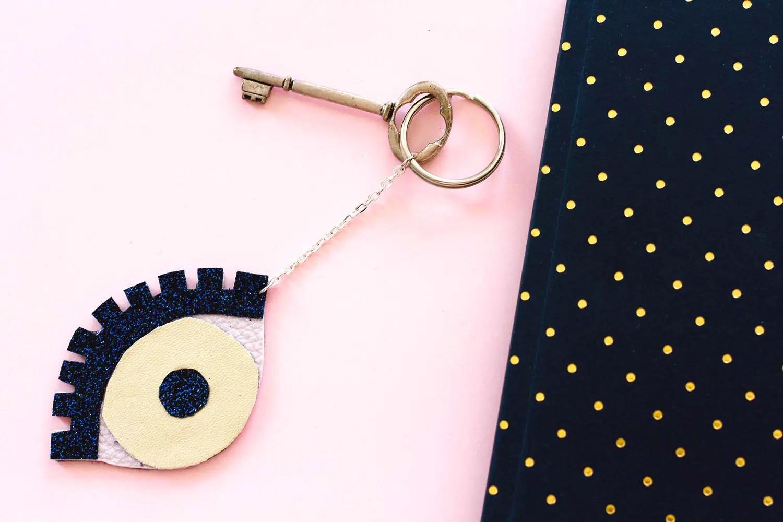 DIY porte-clés