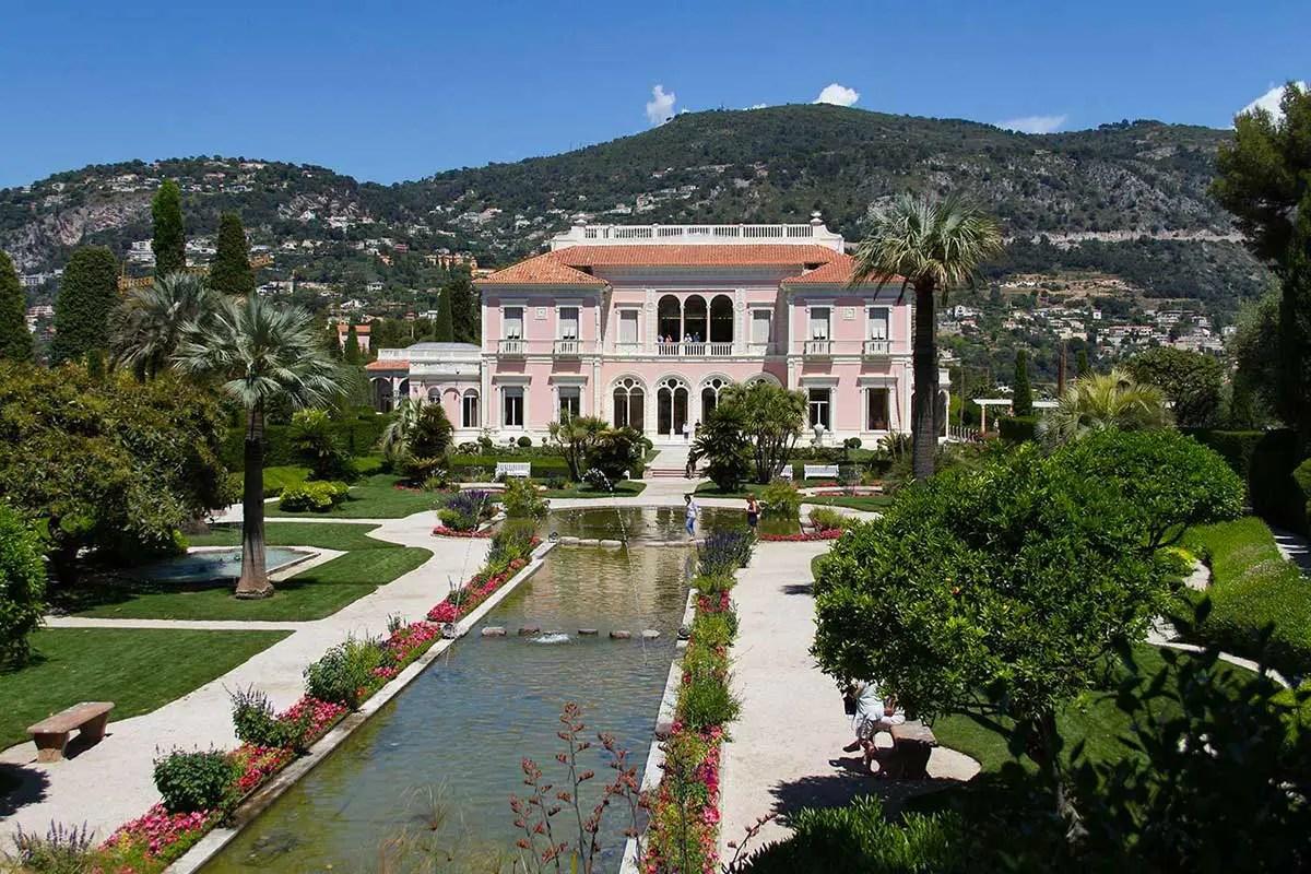 Une balade à… la Villa Ephrussi de Rothschild