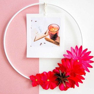 DIY Automne : le porte-photo automnal graphic