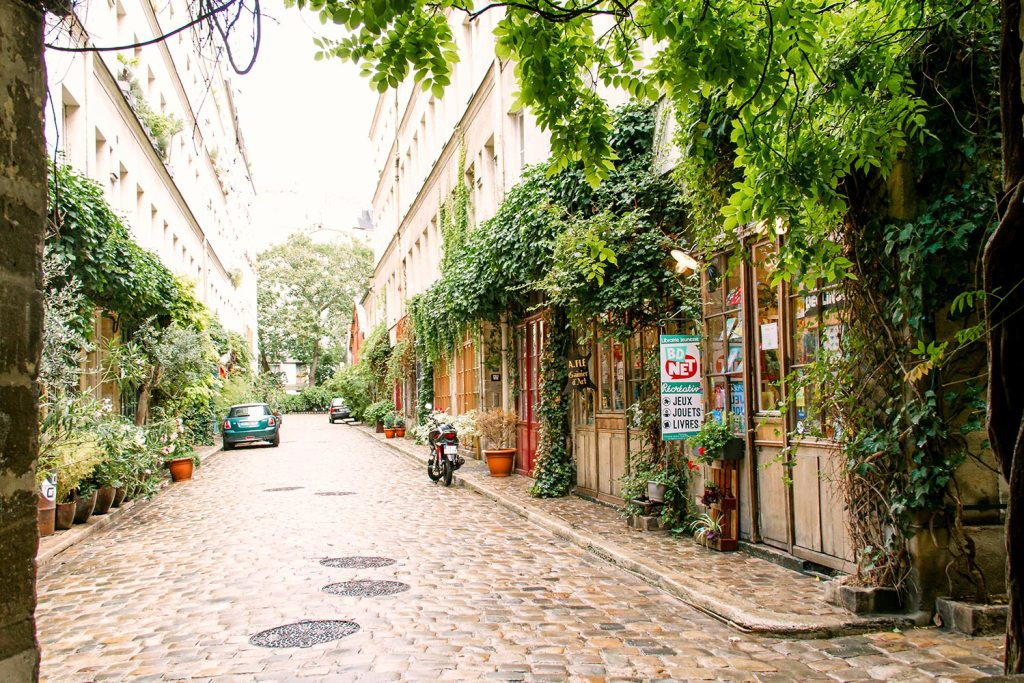 Passage Lhomme - Paris