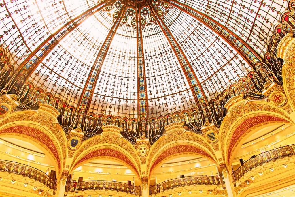 Galeries Lafayette - Paris