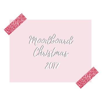 Moodboard Noël