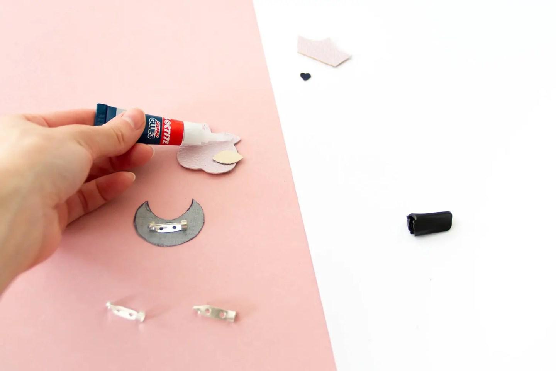 DIY broches à offrir - Histoires imaginaires