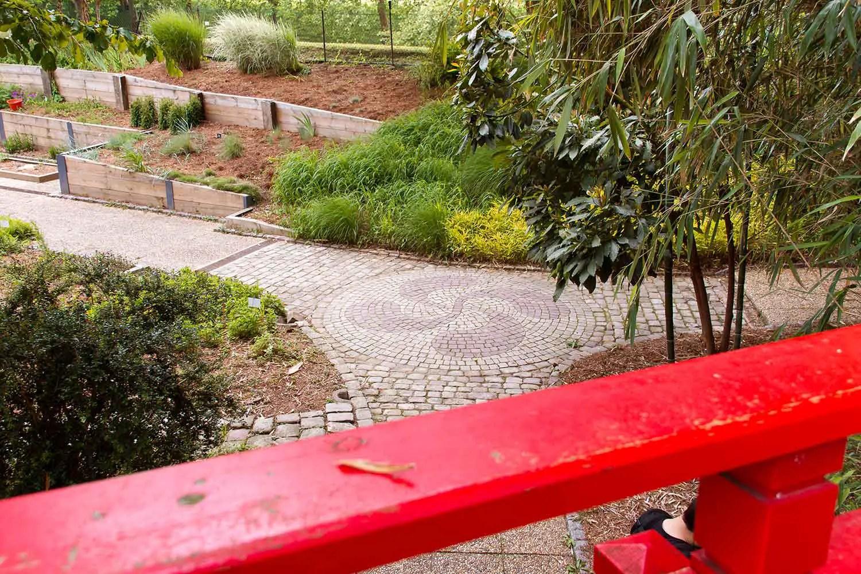 Bayonne - Pays Basque - Jardin botanique
