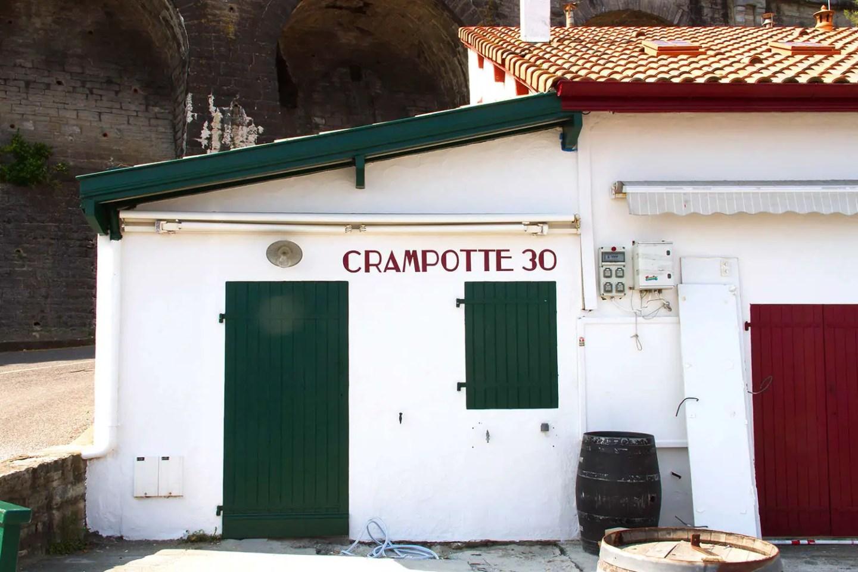 Pays Basque - Biarritz - Port des pêcheurs