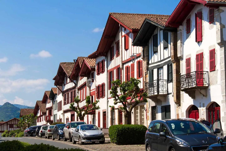 Pays Basque - Ainhoa