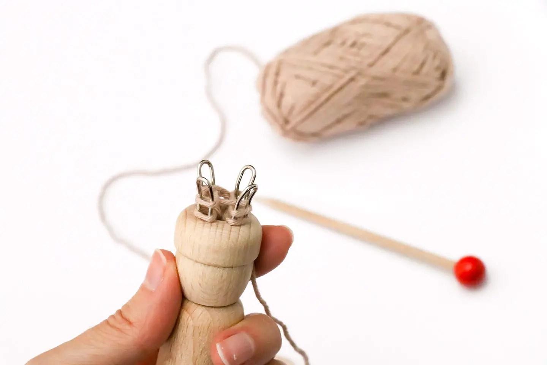 DIY tricotin
