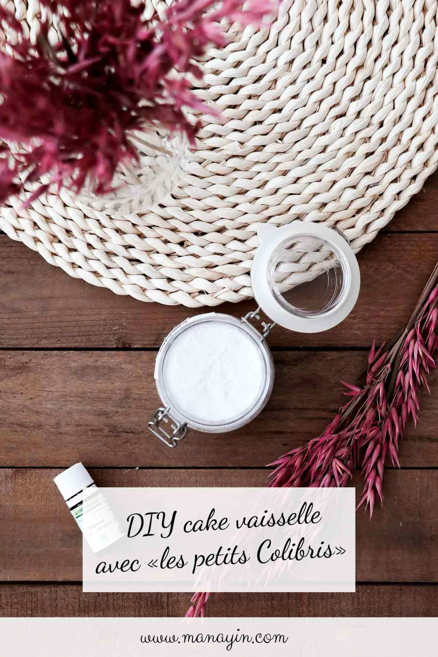 DIY cake vaisselle
