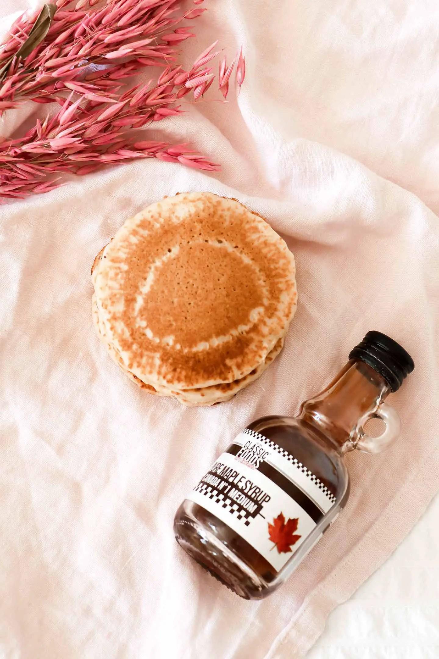 Pancakes automne