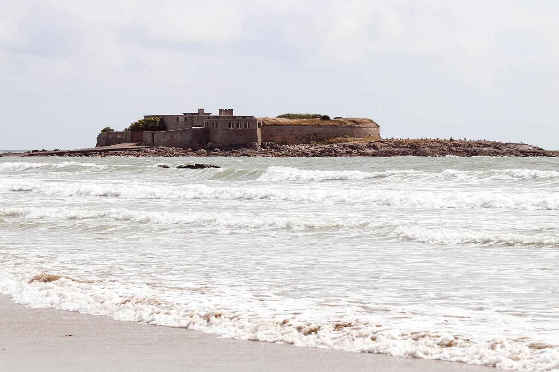 Fort bloqué - Morbihan