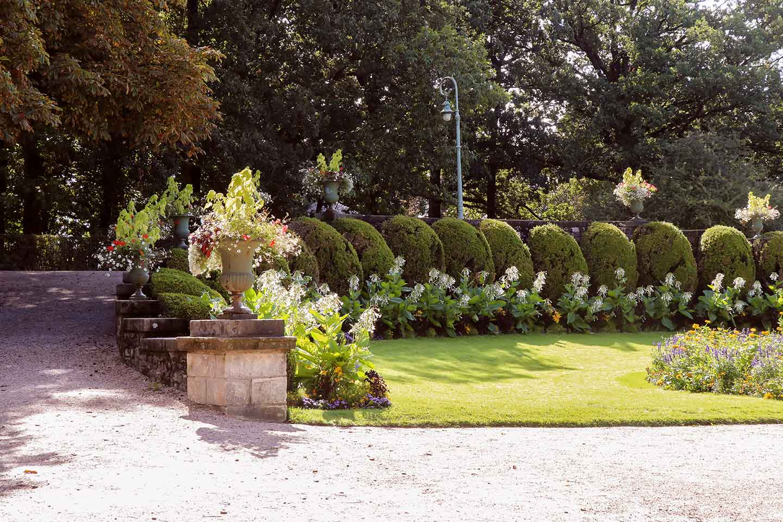 Parc Thabor - Rennes