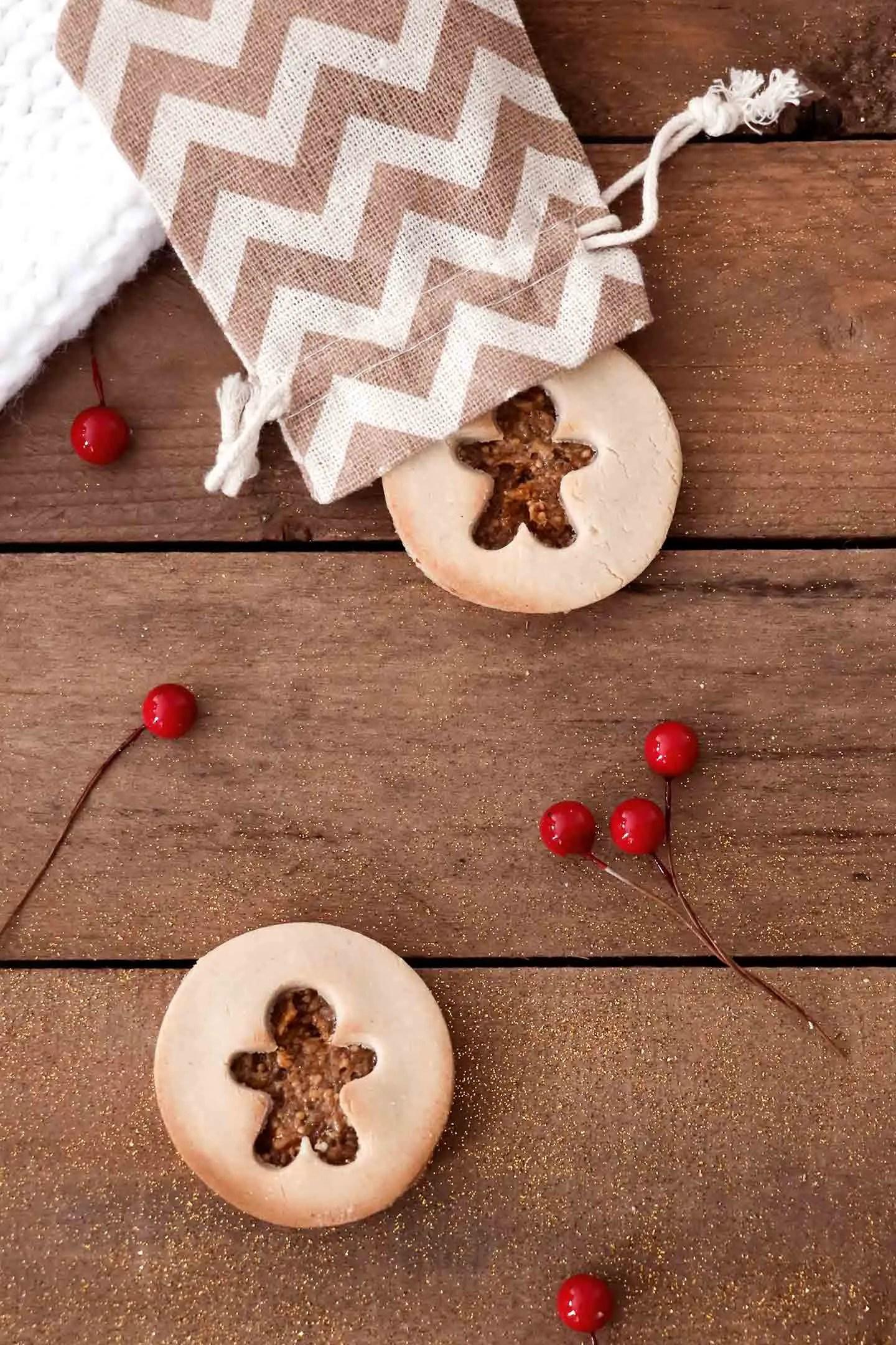 Biscuits de Noël figue et miel