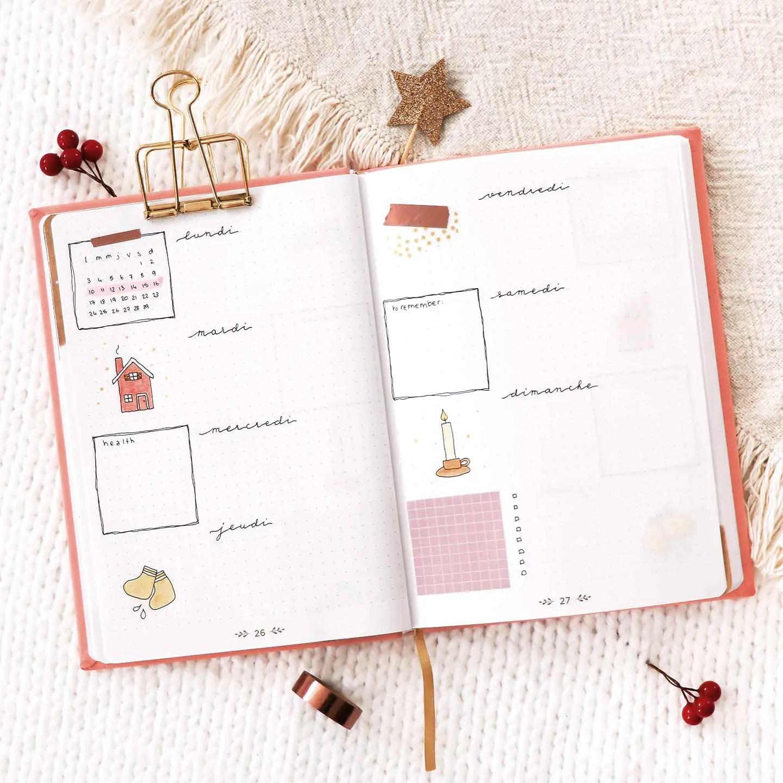 Weekly log février
