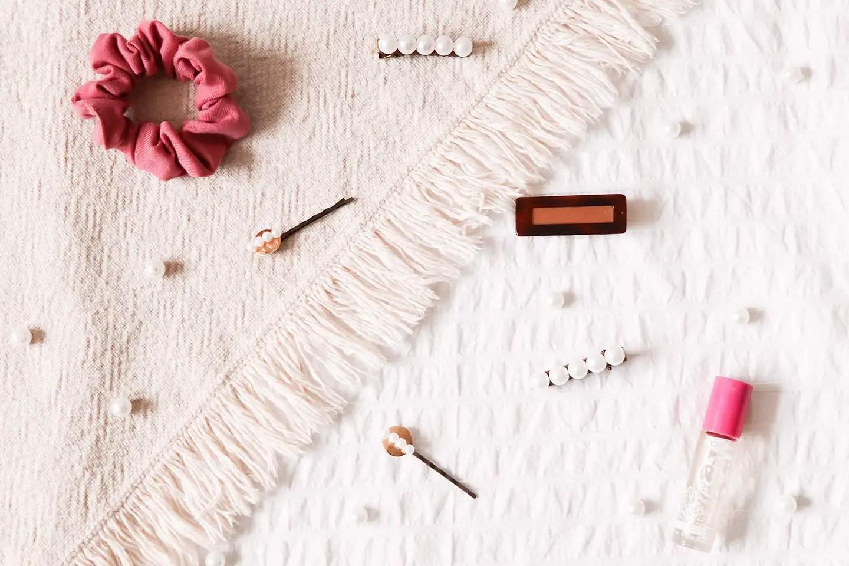 DIY barrettes à cheveux