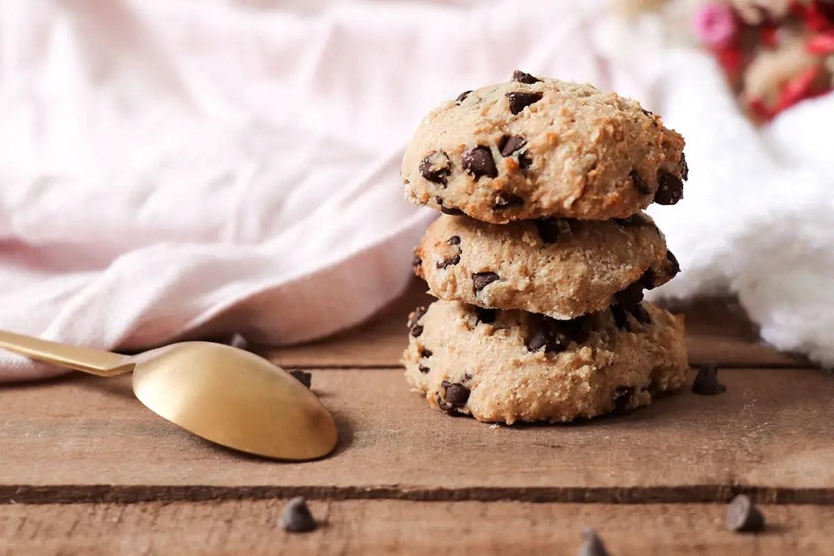 Ma recette de cookies moelleux et allégés