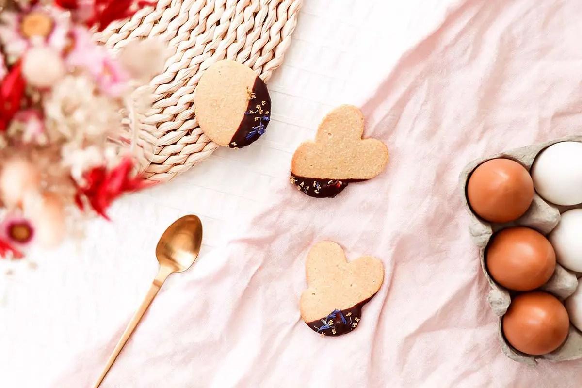 Recette de Pâques : des biscuits lapin & oeuf