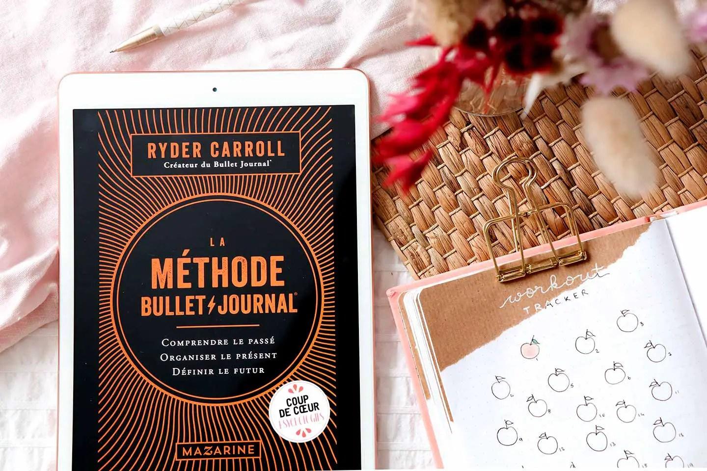 Livre la méthode bullet journal