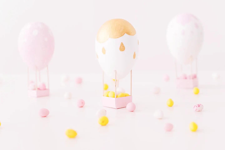 Oeufs Pâques loisirs créatifs