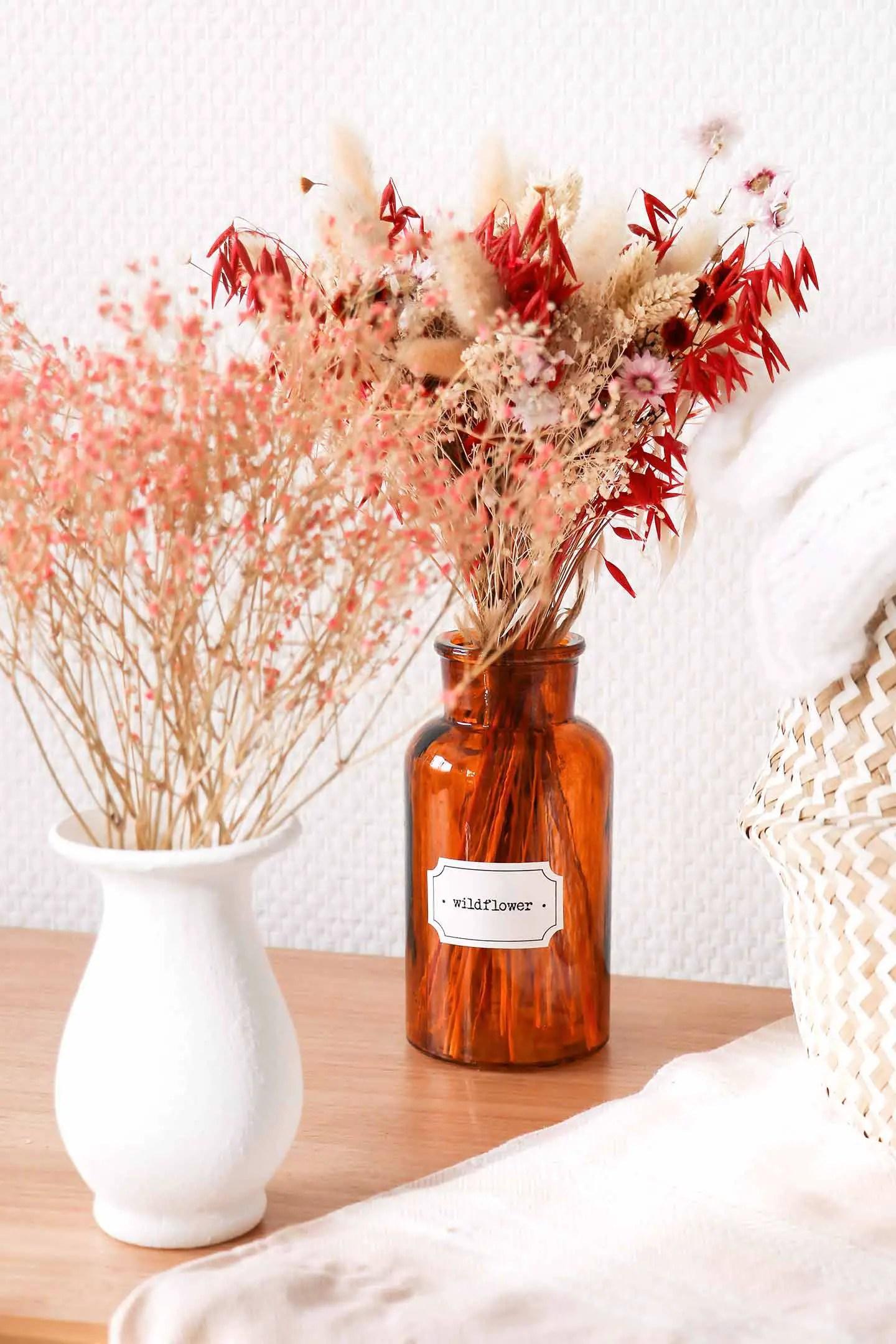 Customiser vases