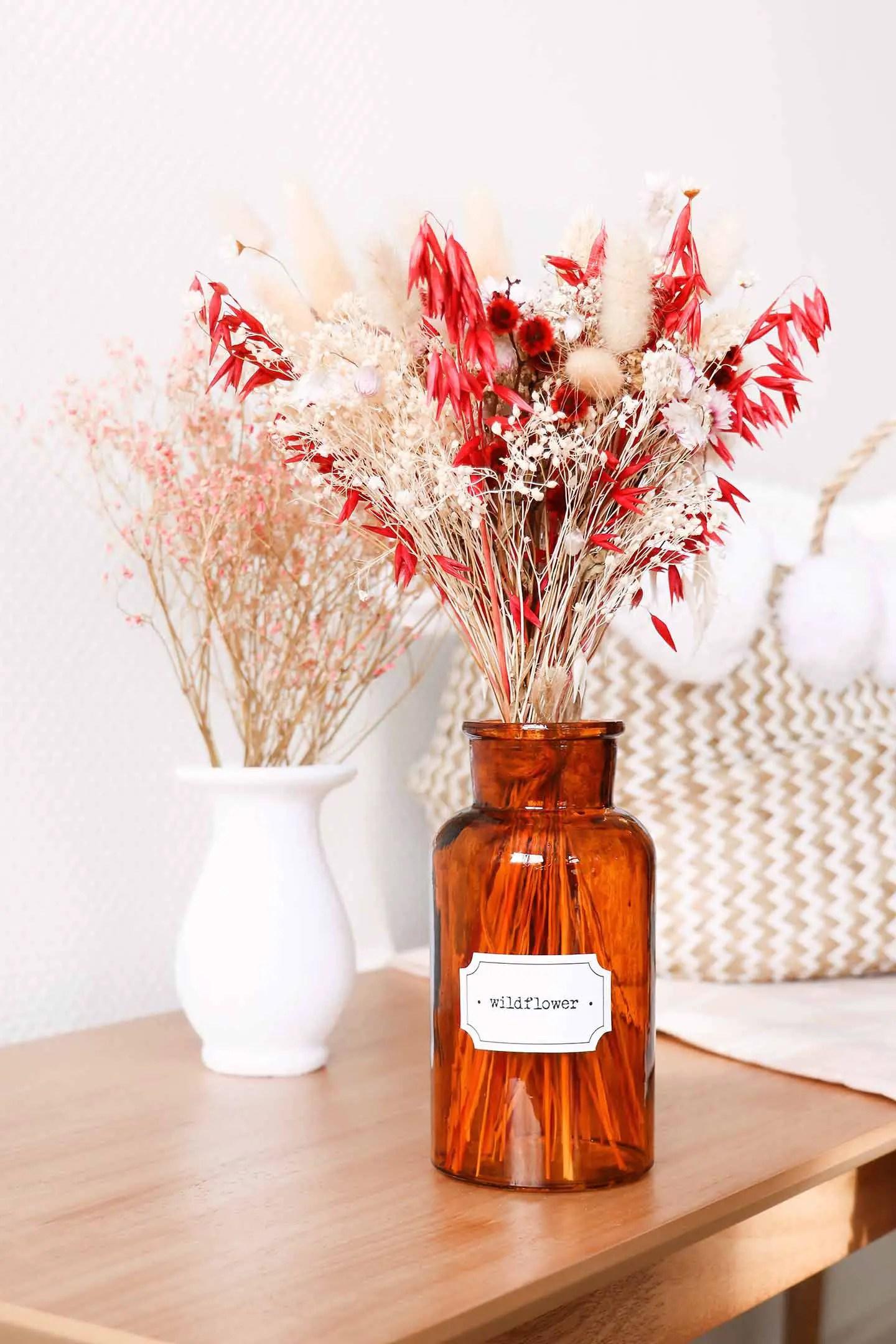 DIY décoration vases