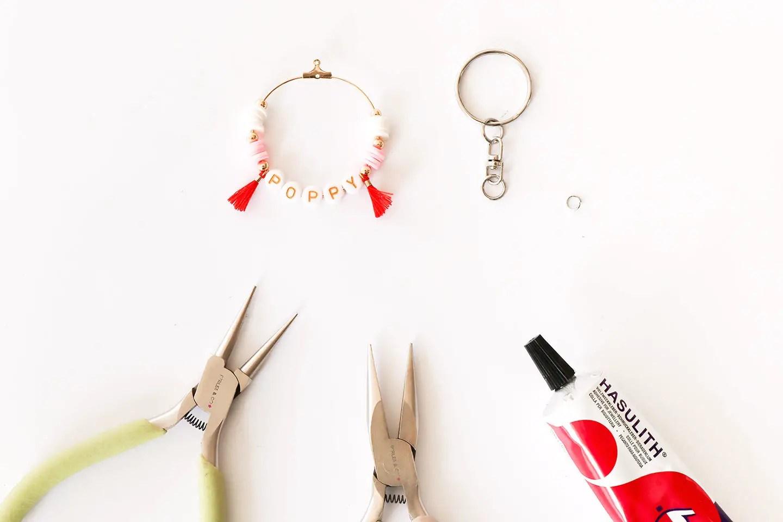 Tuto porte-clés