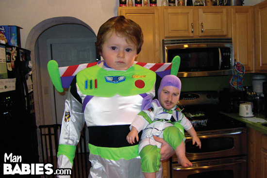 TO INFINITY! AND BEYOND!