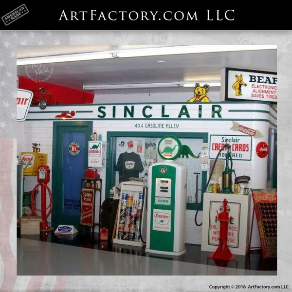 classic gas stations