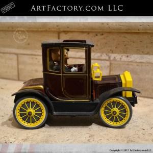 1917 Ford toy car