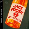 1920 Jack Frost Embossed Sign