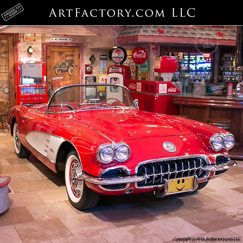 fully original 1960 Chevy Corvette