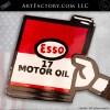 Large Vintage Esso Motor Oil Sign