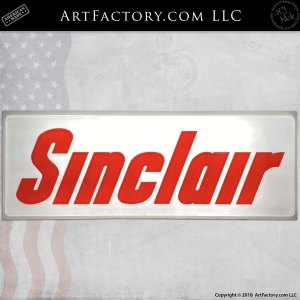 Vintage Sinclair Lighted Sign
