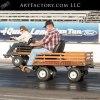 custom hauler wagon mobility scooter