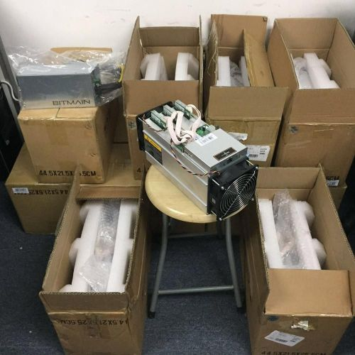 bitmain  s9 packed ready for shipment