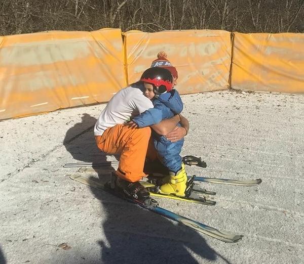 aula esqui skiparque