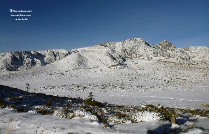 neve snow serra estrela mancha instrutor