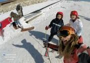 aula ski esqui clase estância mancha instrutor