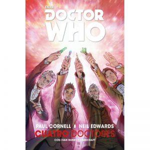 Cuatro doctores