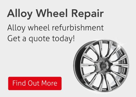 Alloy Wheel Refurbishment Manchester