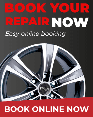 Book you alloy wheel repair online
