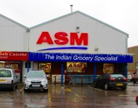 Most recent building of Ashton Sweet Mart as it became more successful.
