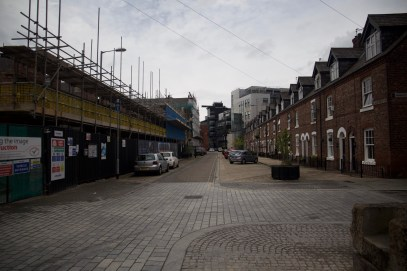 George Leigh Street and the Residenza Project