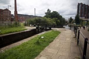 Ashton Canal Tow Path