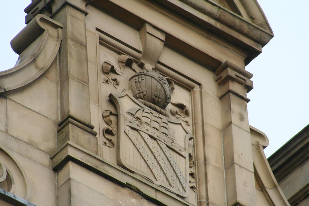 Coat of Arms Bees - Manchester City Council 01