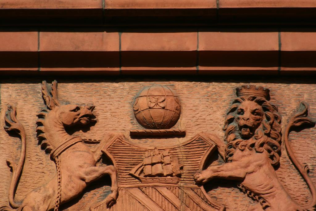 Coat of Arms Bees - Manchester City Council 06