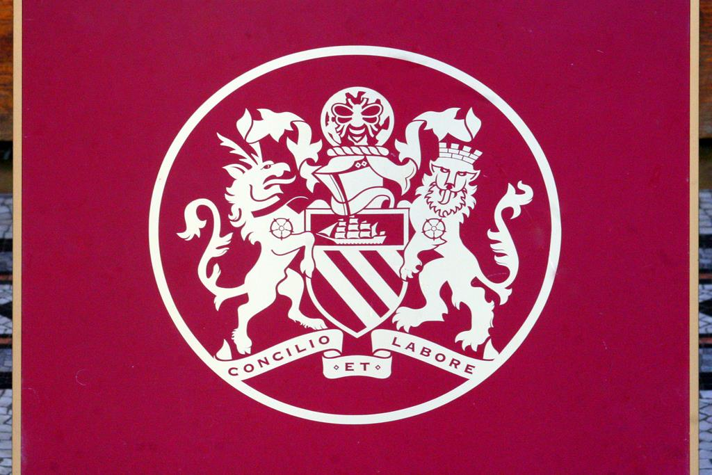 Coat of Arms Bees - Manchester City Council 07